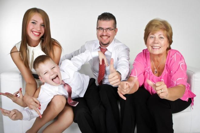 Автор: Доктор Филатов, Фотозал: Моя семья,