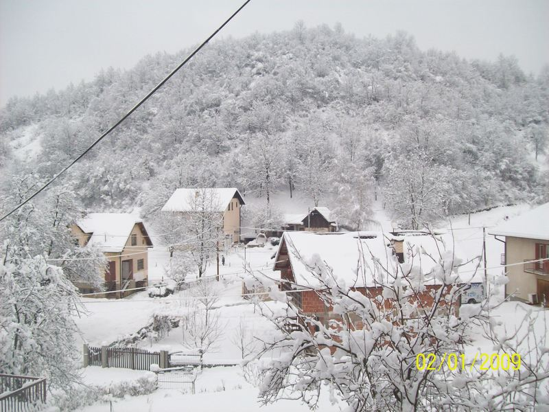вот моя деревня....