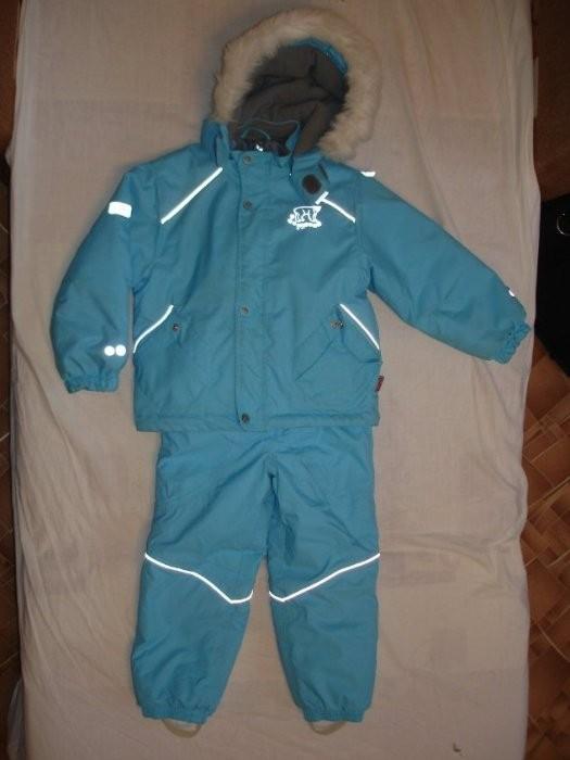 Продам костюм HUPPA 110. Практический новый (надевали 3-4 раза). 1500 руб.