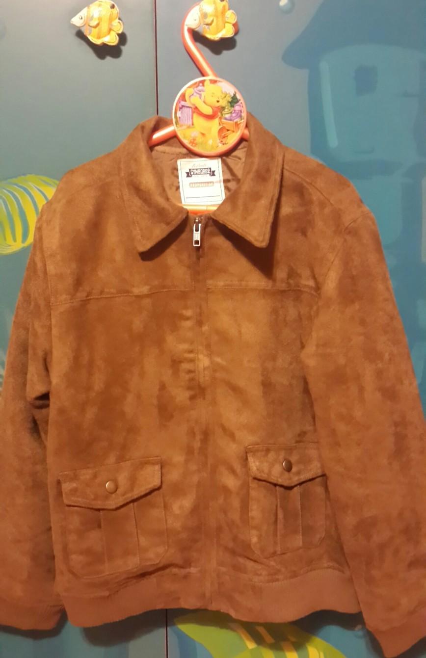 Продам куртку(искусственная замша) Gymboree, р-р L(10-12 лет). Б/у очень мало. Состояние идеальное. Цена 1000 руб.