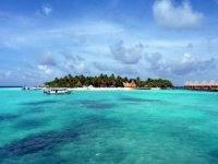 Серия Мальдивские острова: Thulhagiri Island Resort