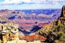 Совершенное творение природы - Гранд Каньон!