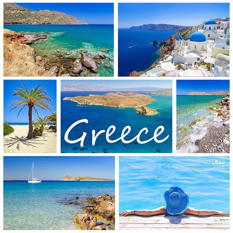 греция картинки красивые с надписью под названием