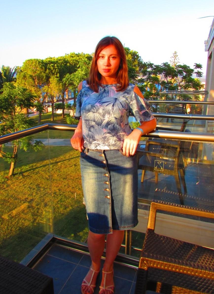 Автор: belochka N, Фотозал: Я - самая красивая,