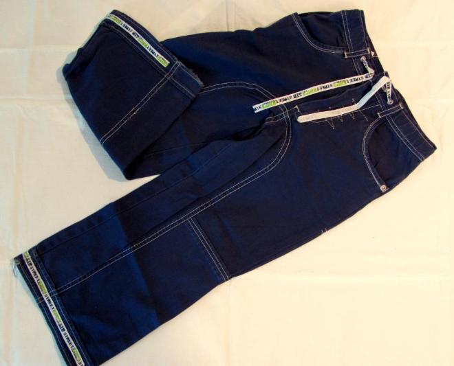кокодрилло брюки лето хб плотные