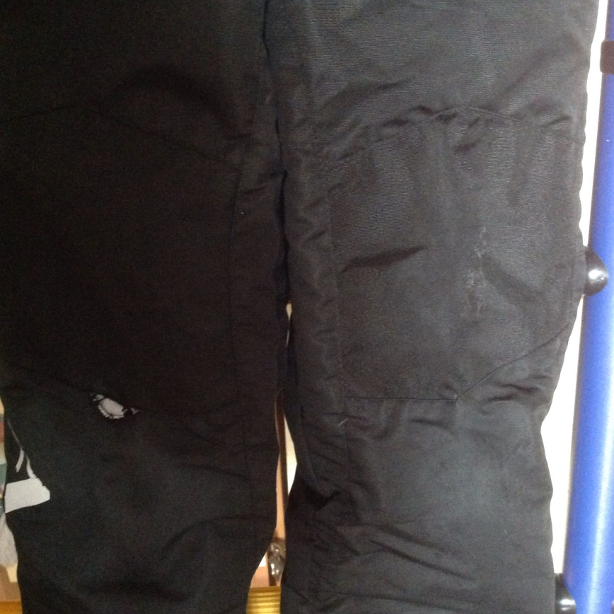 Теже штаны ( цвет черный) осень-зима.