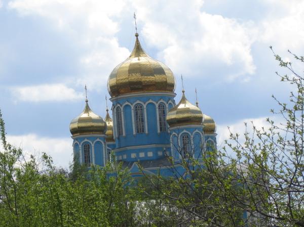 Задонск. Церковь