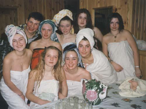 Прикольные картинки пьяных девушек в сауне — pic 14