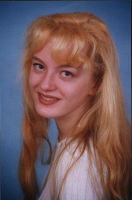 блондинка...давно это было...