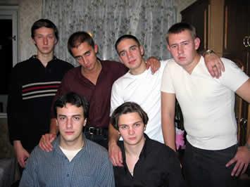 Мои любимые мужчины...