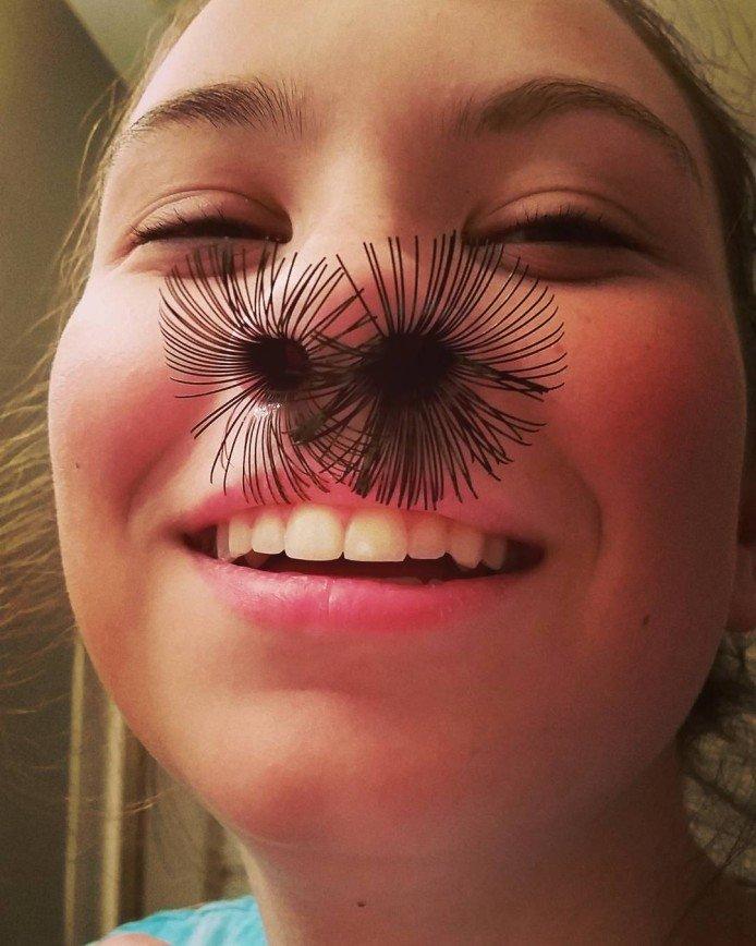 волосы в носу у девушек фото