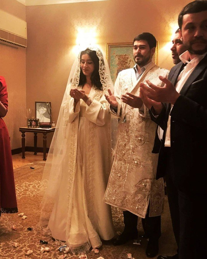 Секс узбекский свадба