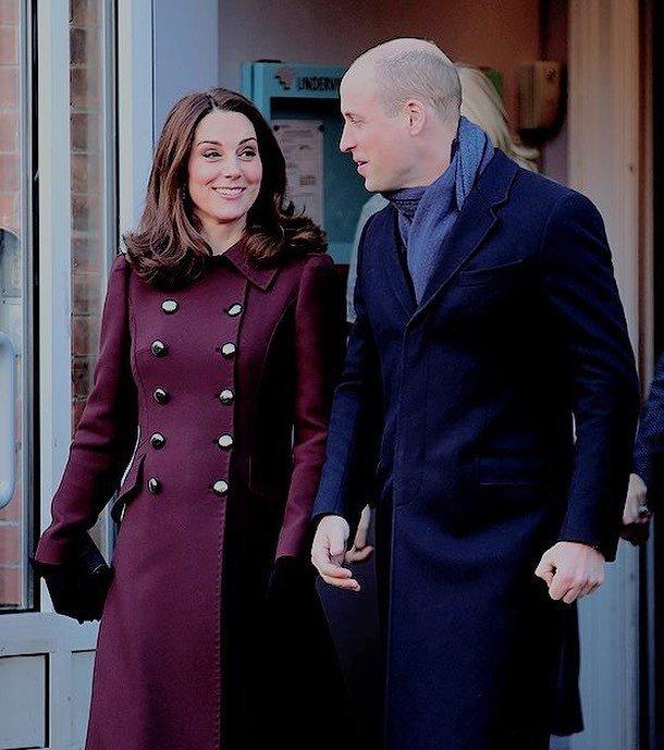 Британцы пытаются угадать имя будущего ребенка принца Уильяма и Кейт Миддлтон