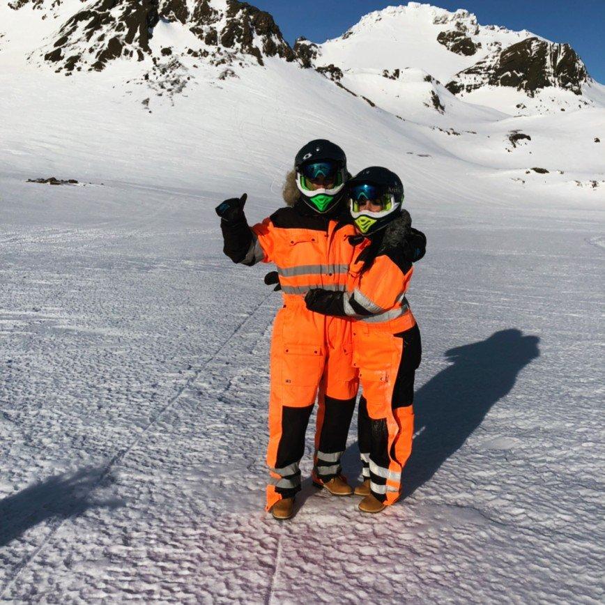 «Бесконечная любовь»: Криштиану Роналду и Джорджина Родригес отдыхают в горах