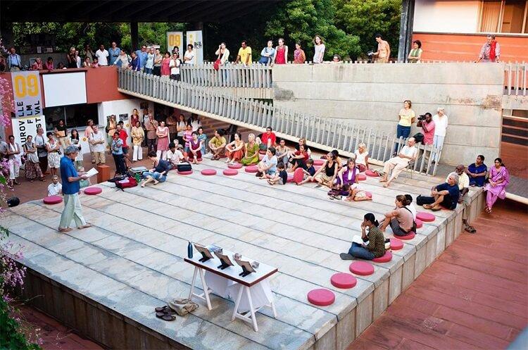 Ауровиль – город-мечта, в котором никому нет дела до политики