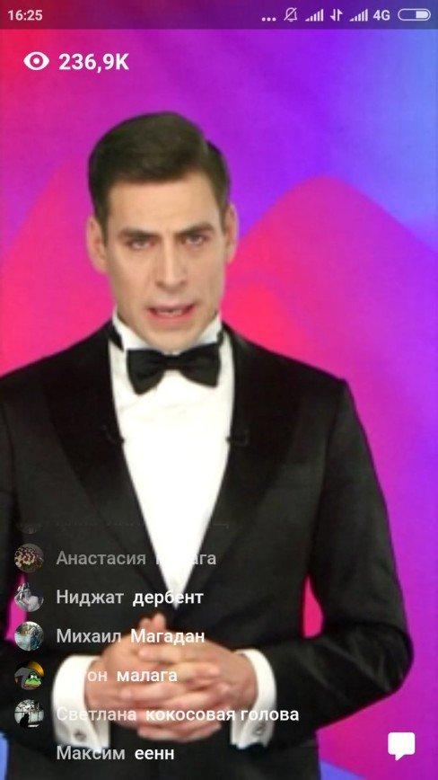 «Что же с ним произошло?»: в сети обсуждают недавний прямой эфир с Дмитрием Дюжевым