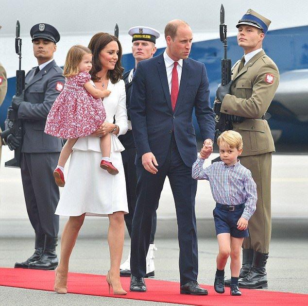 Принц Уильям прокомментировал возможность рождения близнецов у Кейт Миддлтон