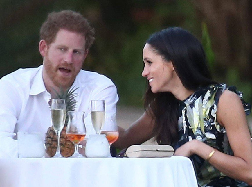 Prince Harry and Meghan Markles royal wedding day Best