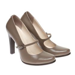Продаю НОВЫЕ шикарнейшие туфельки фирмы Marco Rizzi (фабричная Турция). Размер 38. Очень удобная колодка, на ноге смотрятся великолепно, размер в размер, но для меня каблук высоковат-11см Материал верха: натуральная кожа. Материал подкладки: натуральная кожа. Цена-5000руб.