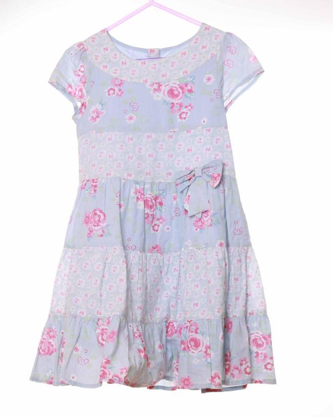 Платье Mothercare 122-128 плюс панама.