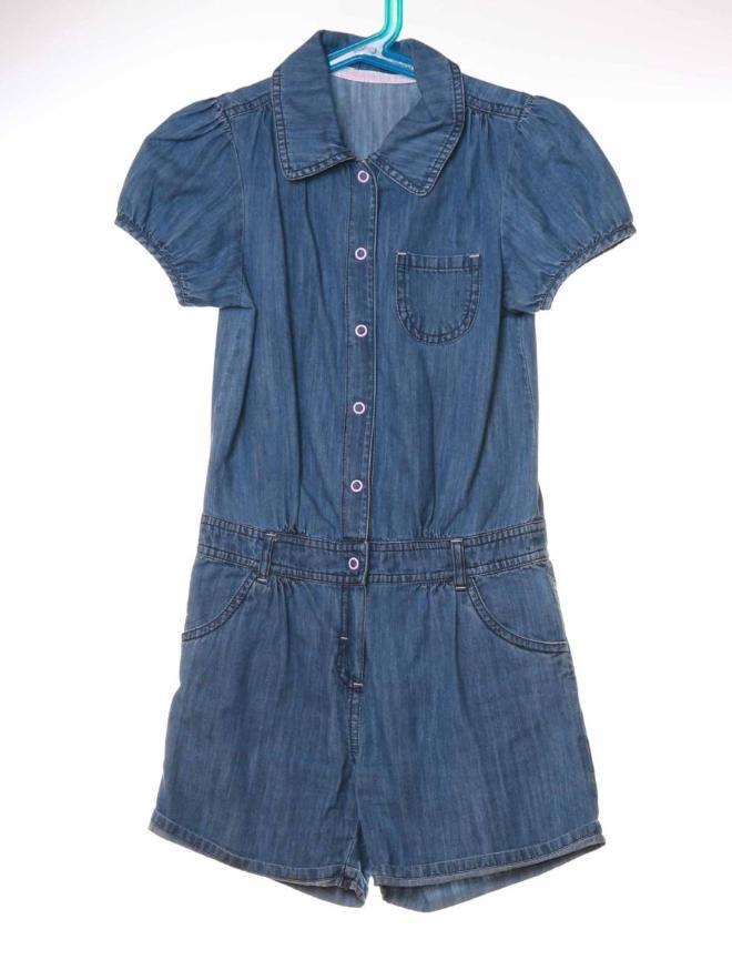 Комбинезон джинсовый Mothercare 122-128