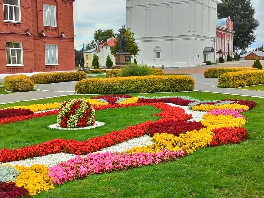 фото цветников пользователей сайтов странице