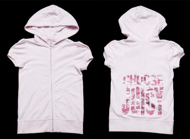 Juicy Couture XS новый - 3000