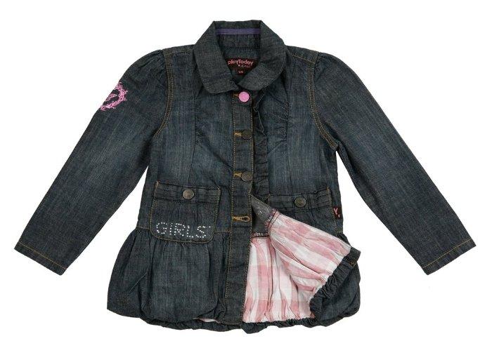 Пиджак из тонкой джинсы на 116 900руб
