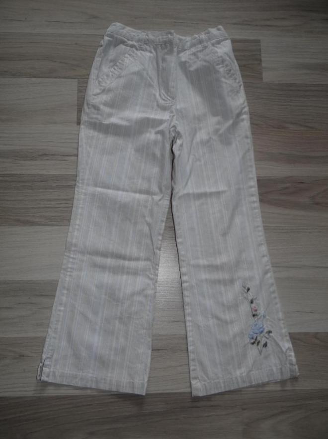 Летние брюки CHICCO р.116 - 250 руб Замеры: пояс 26см, сзади резинка внешний шов 67см, внутренний 49см