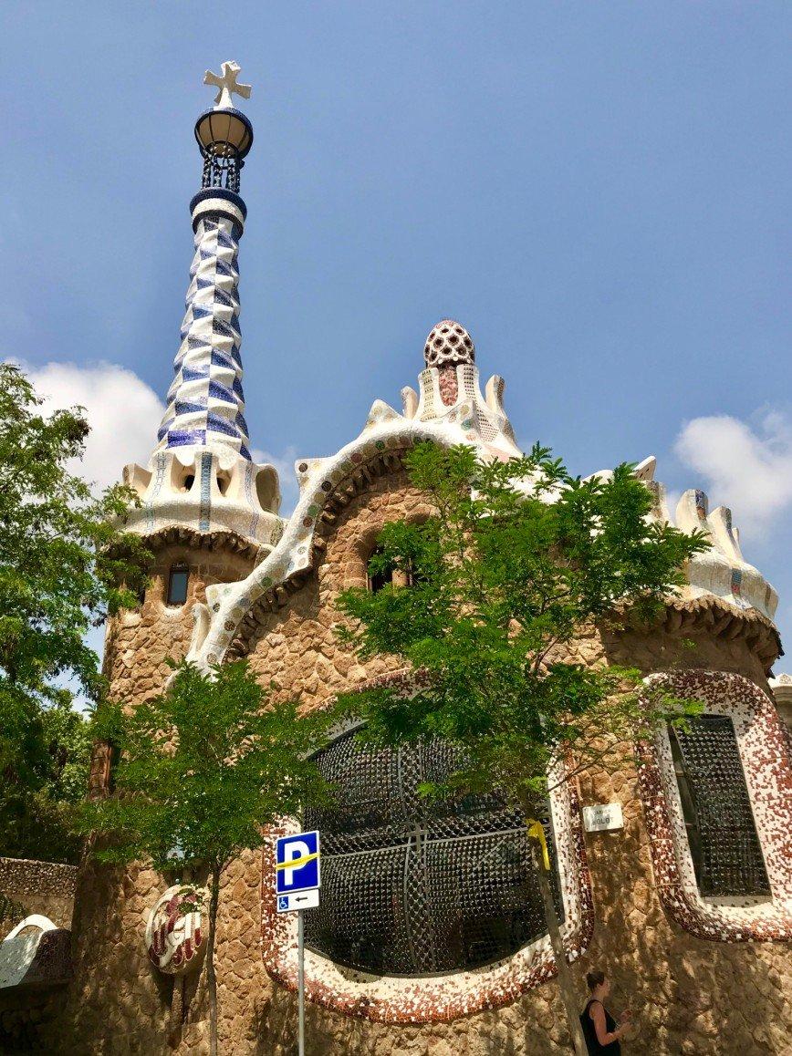 Автор: phonix, Фотозал: Туристические зарисовки, Barcelona. Park Guell.