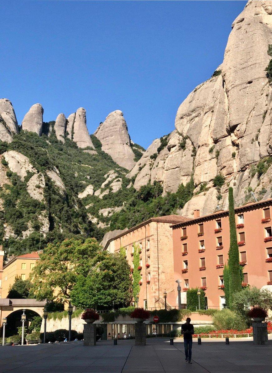 Автор: phonix, Фотозал: Туристические зарисовки, Montserrat