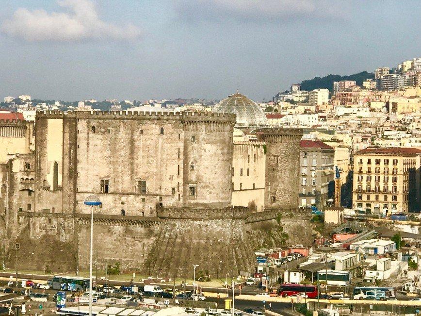 Автор: phonix, Фотозал: Туристические зарисовки, Неаполь, Италия