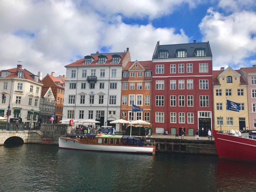 Автор: phonix, Фотозал: Туристические зарисовки, Копенгаген. Набережная.