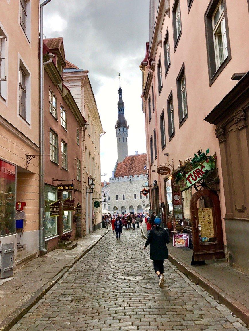 Автор: phonix, Фотозал: Туристические зарисовки, Старый Таллин