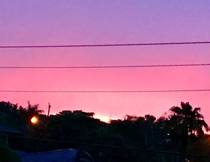 phonix закат
