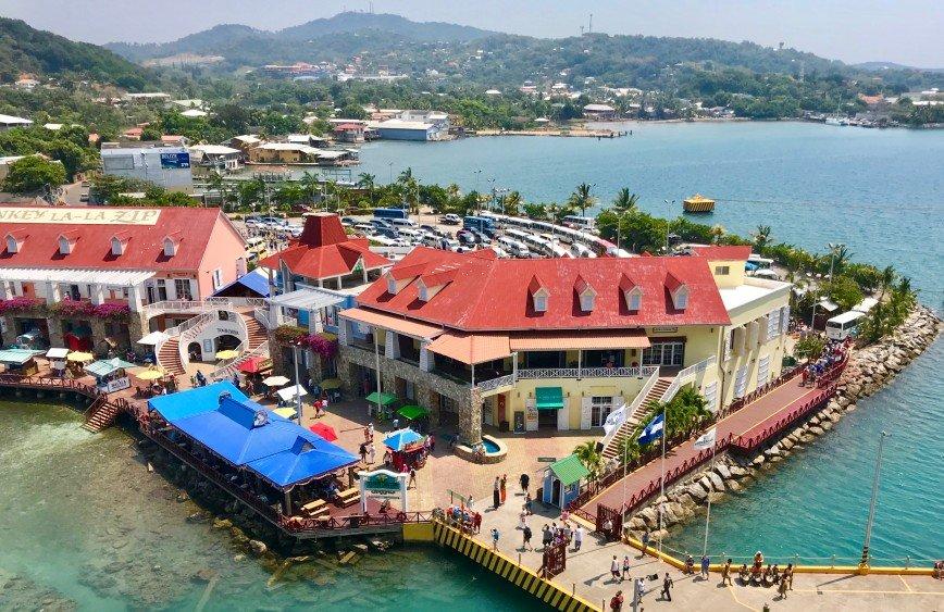 Автор: phonix, Фотозал: Туристические зарисовки, Roatan Bay Island, Honduras