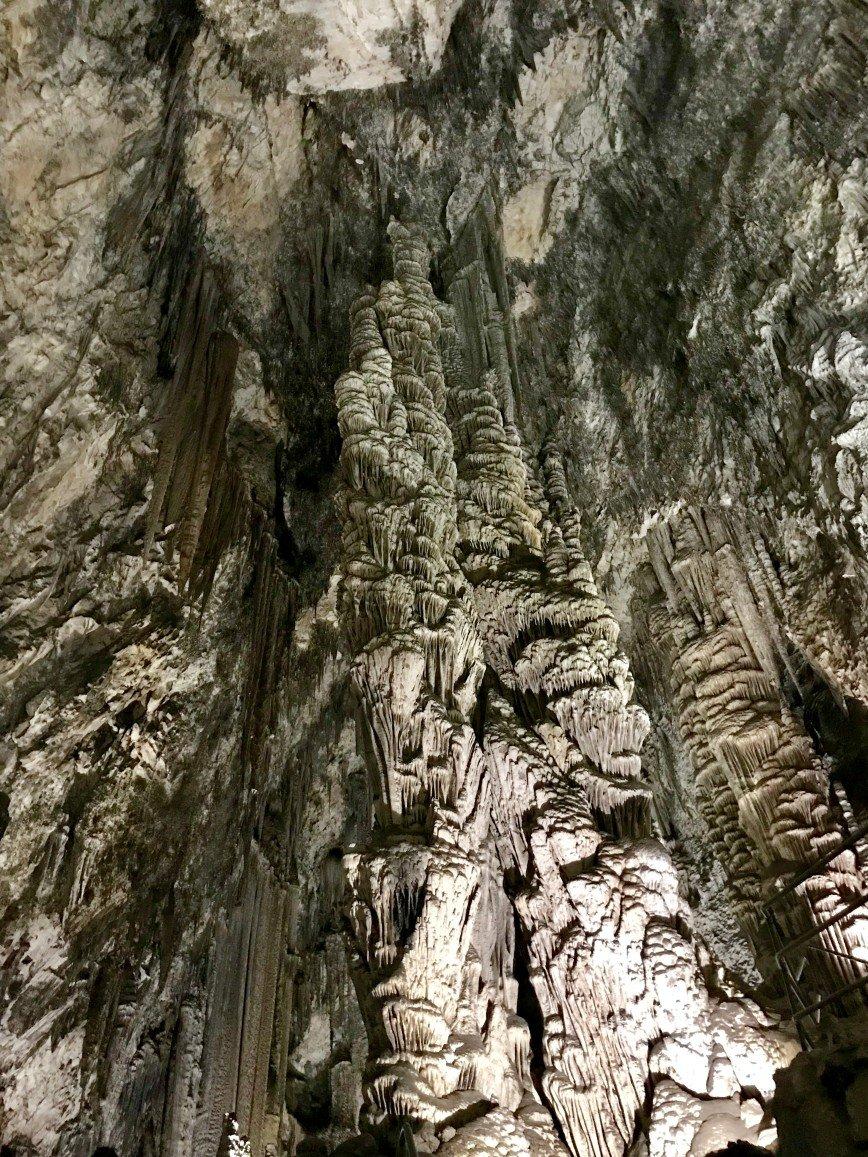Автор: phonix, Фотозал: Туристические зарисовки, Пальма де Майорка.  Пещера Арта.