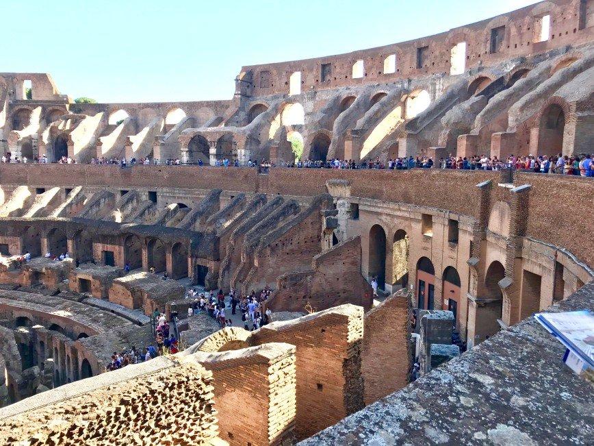 Автор: phonix, Фотозал: Туристические зарисовки, Колизей, Рим.