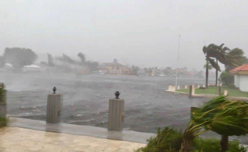 Автор: phonix, Фотозал: Я - очевидец, Ураган Ирма