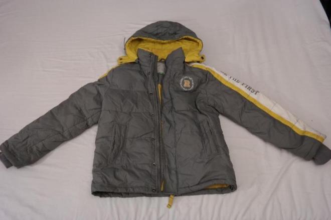 """Осенняя куртка на мальчика на 7-8 лет. """"Sella"""" В хорошем состоянии. Цена 500 руб."""