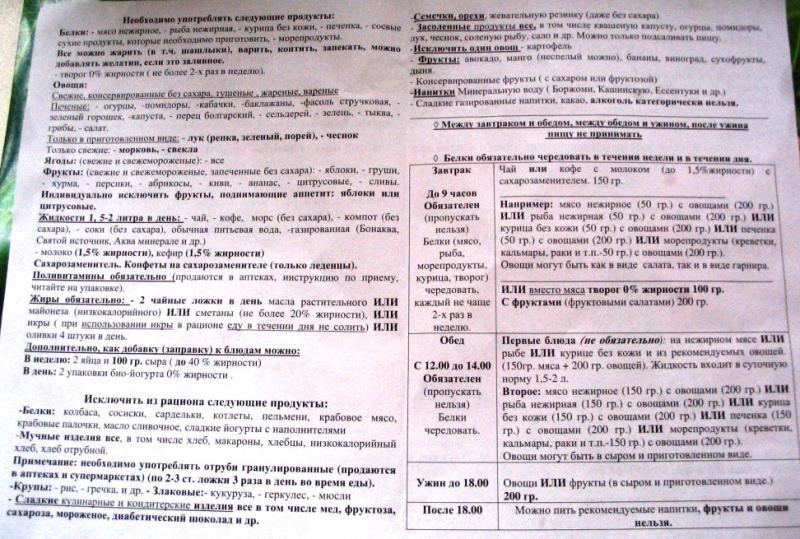 Диета Мухиной Без Серьги Отзывы Покупателей.
