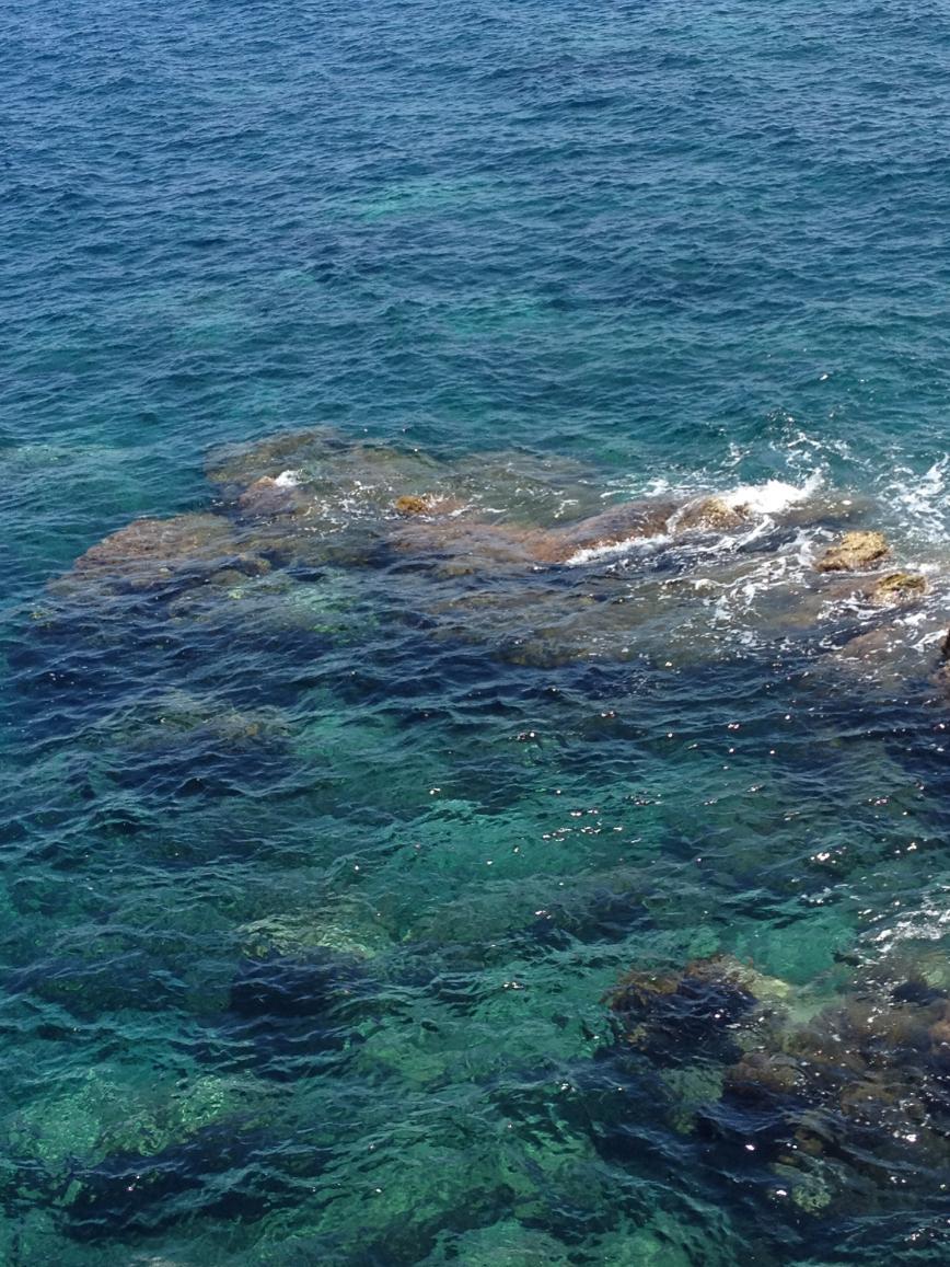 Автор: SveTLana, Фотозал: Мой отпуск, Греческая красота воды без фильтров