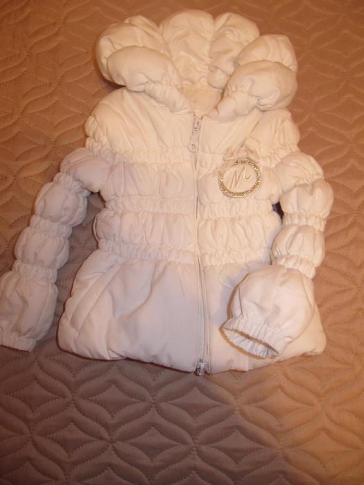 Оболденная курточка монализа  1000 руб  Вместе с шапкой за 1200 р  На рост от 83-85 до примерно 90 см