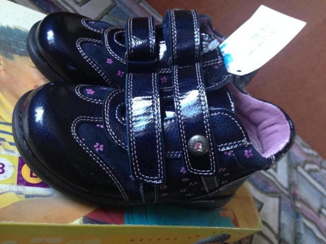 НОВЫЕ ботиночки PABLOSKY