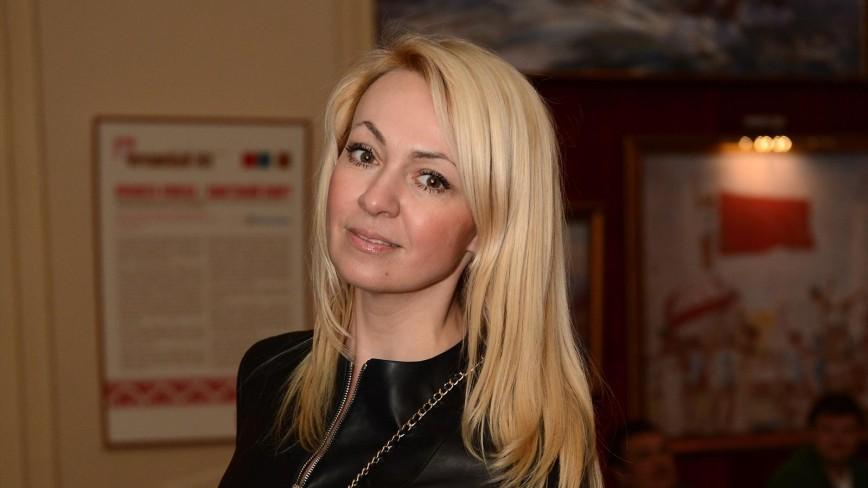 Яна Рудковская покорила Кремль роскошным платьем