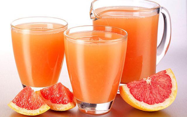 Сок Из Грейпфрута Для Похудения На Ночь.