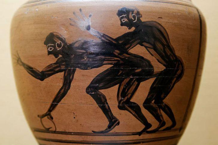 Древняя греция сексуальность хорошая
