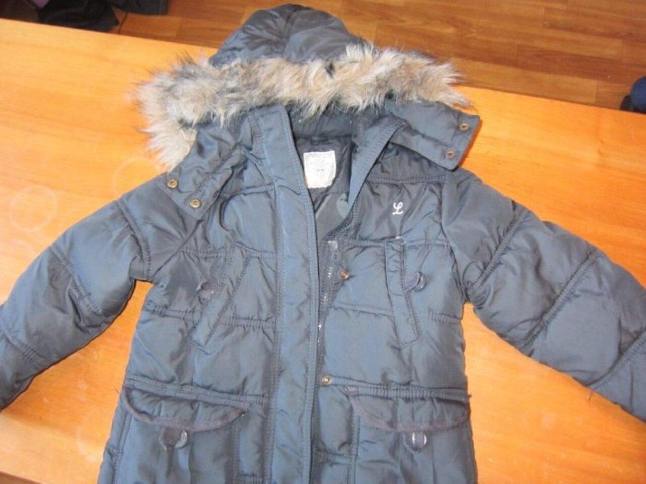 Пальто НМ 116 на синтипоне,800р
