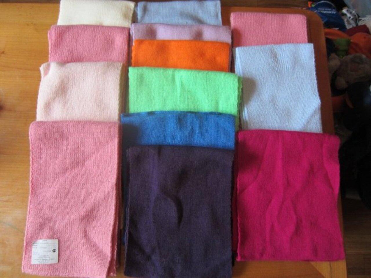шарфы все по 150р.