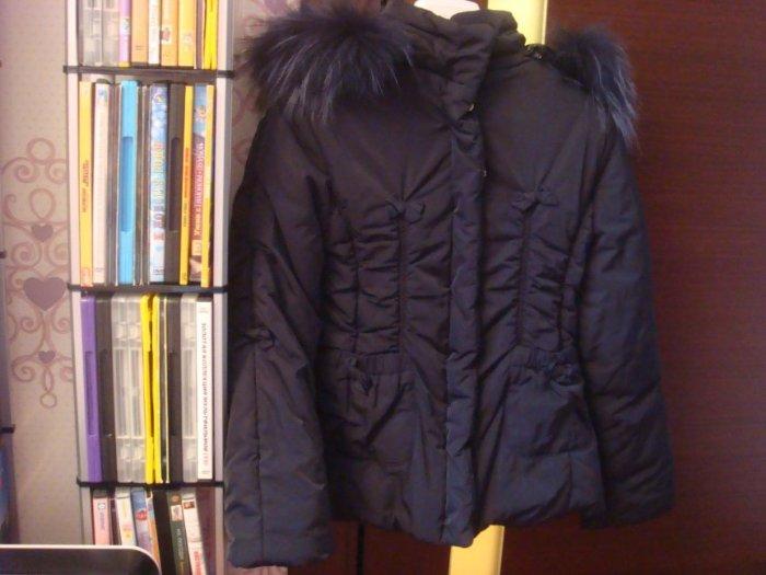 Куртка Илси 7 лет(сост.отл.)синтепон 2000р